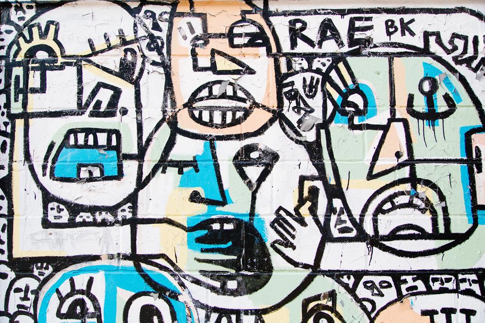 Jacob Graffiti