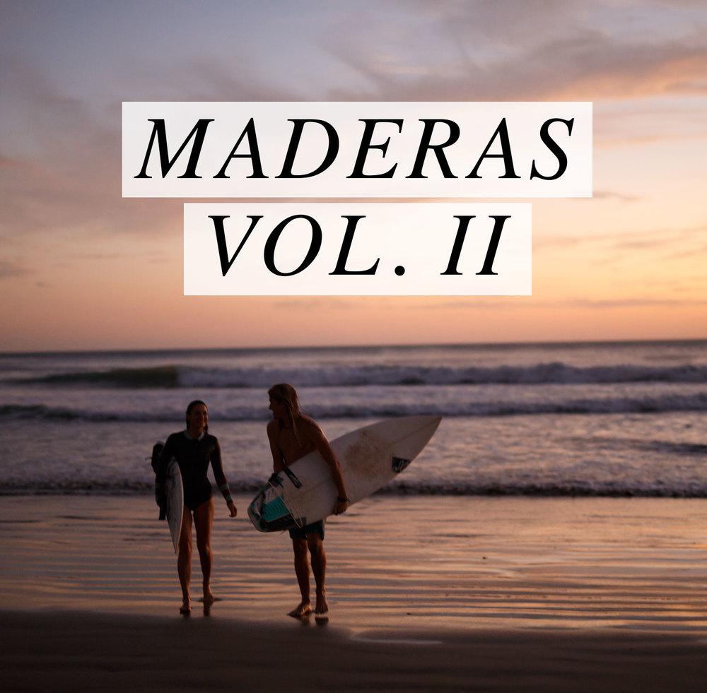 Maderas Volume II