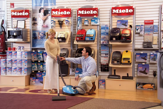 Miele's Independent Dealer Network