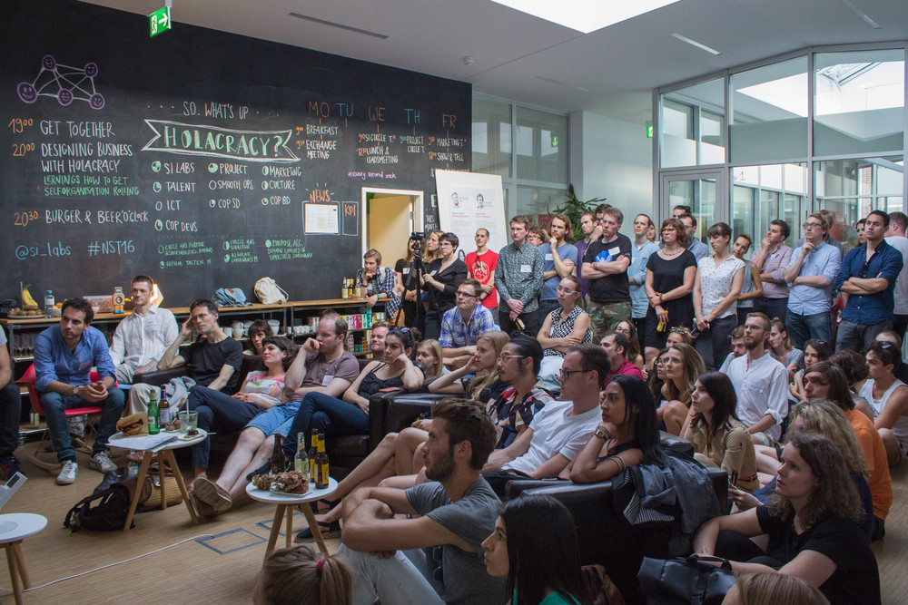 Holacracy Meetup Berlin