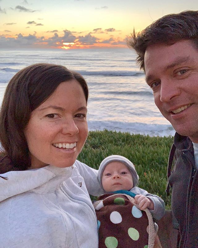 Seven weeks ago our lives changed in the best way! Kai came into our lives and this amazing journey began. I love this little man more than I can express in words, and can't wait for all of the adventures. @trickmurray