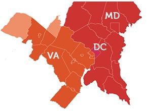 DC MD VA