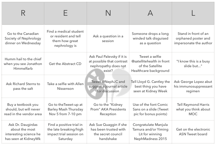 Click above to  download a PDF of the bingo board
