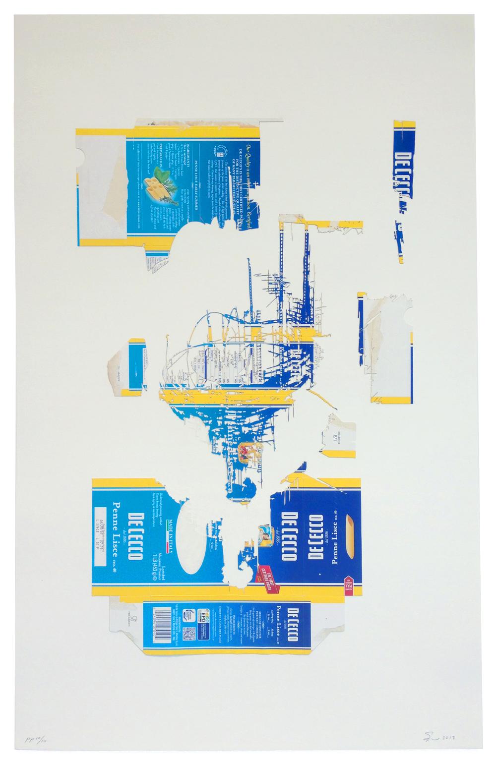 Blue Giardini,  2013