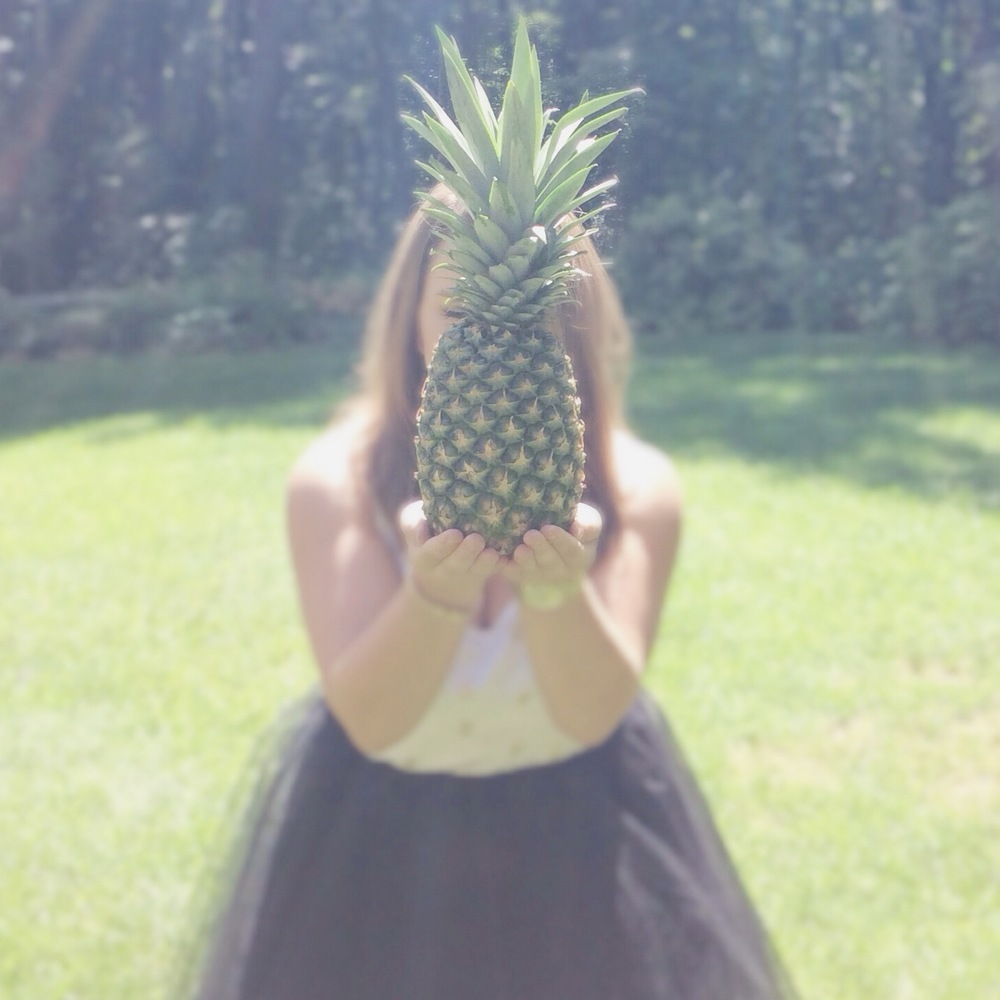 As A Child, I Remember Pineapples Being Everywhere In Our Home. My Mother  Has Always Been A Big Fan, And I Remember Around The Time I Turned Seven,  ...