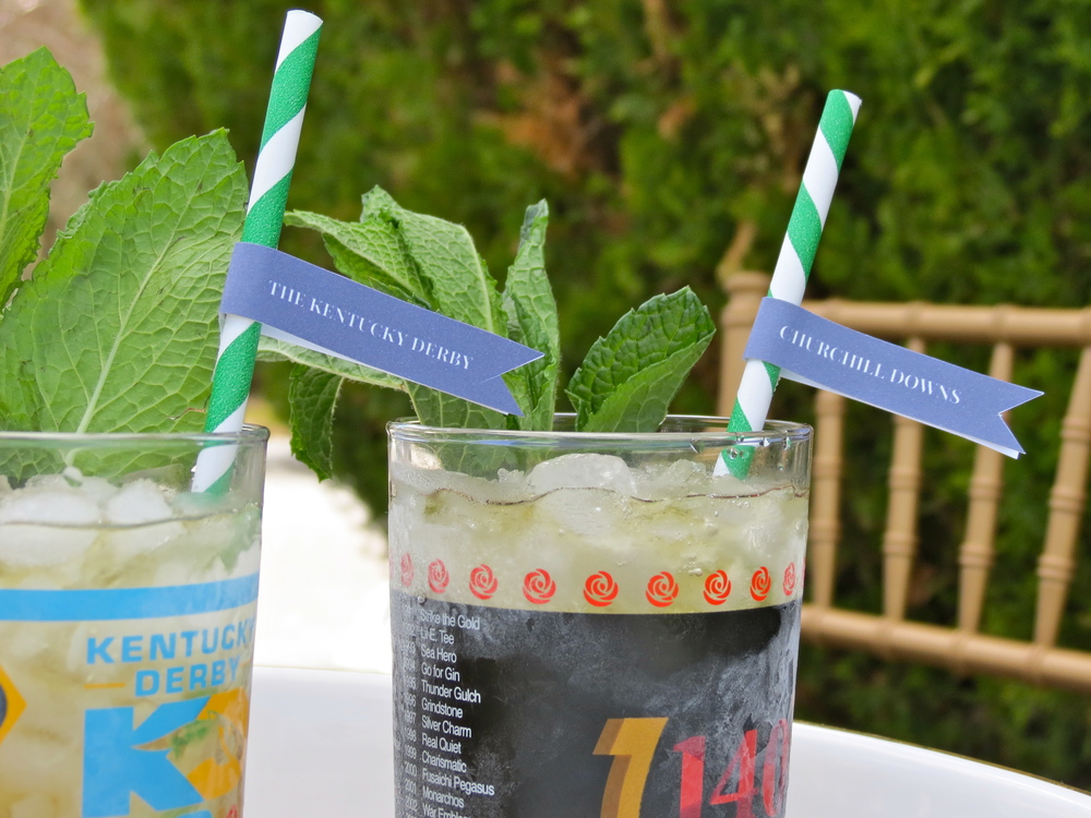 Derby Mint Julep Recipe