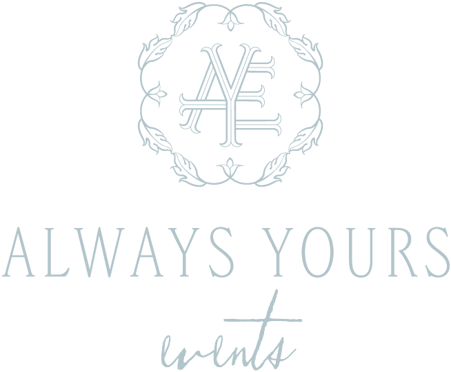 Always Yours Events | Boston & Cape Cod Weddings & Events