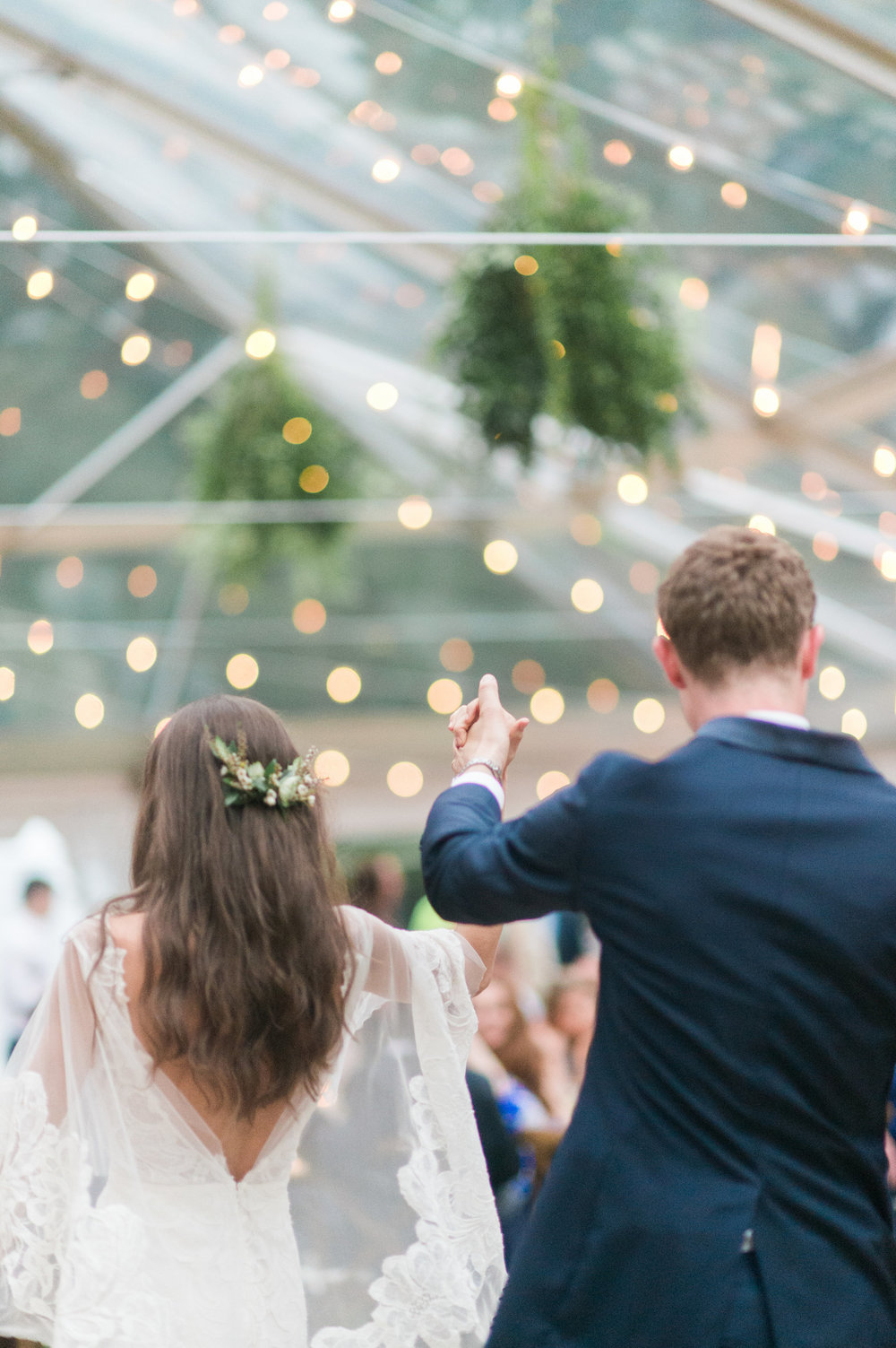 Boston Luxury Private Estate Boho Couture Wedding