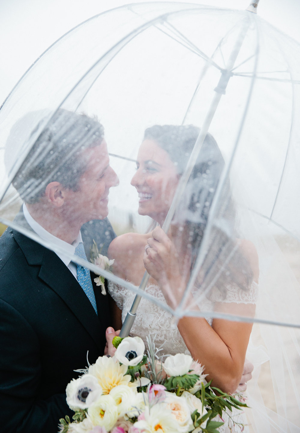 luxury chatham wedding and rainy cape cod wedding