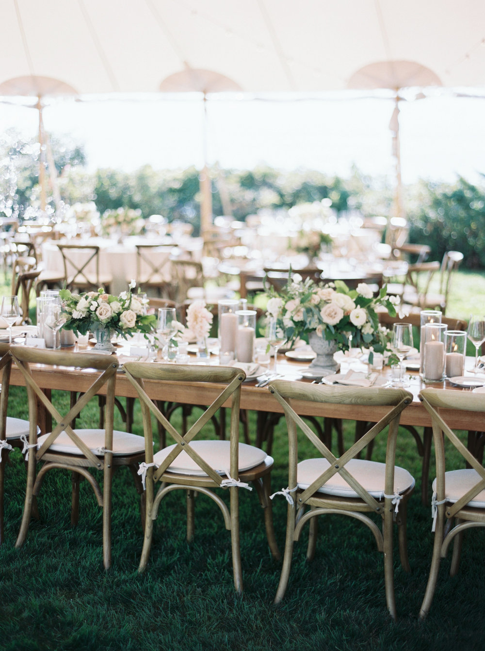 rustic garden inspired cape cod wedding always yours events