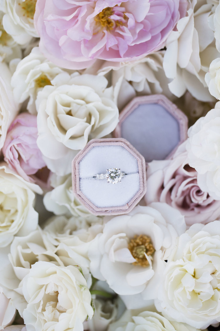 Newly engaged heres how to start planning your wedding boston the bachelors engagement ring for whitney bischoff junglespirit Image collections