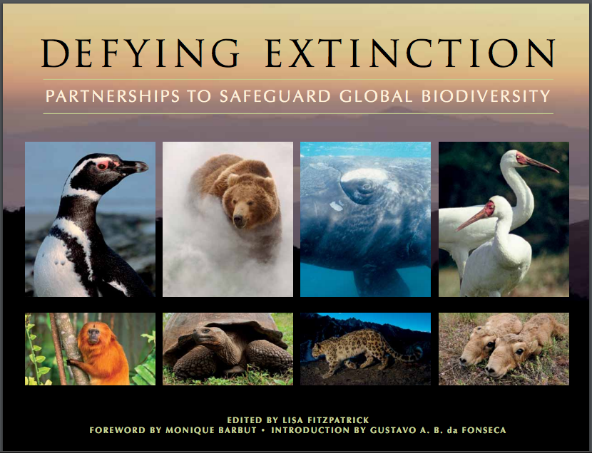 This publication highlights some of the most threatened pieces of the fabric of biodiversity, specifically individual species at risk. Through stories of the GEF's efforts to preserve diversity across the globe, from Romania's Maramures Nature Park to the Paraguayan Wildlands, this book illustrates how far we have come, the successes we have enjoyed – and highlights what will be required of us in the future.   Download the entire book here.