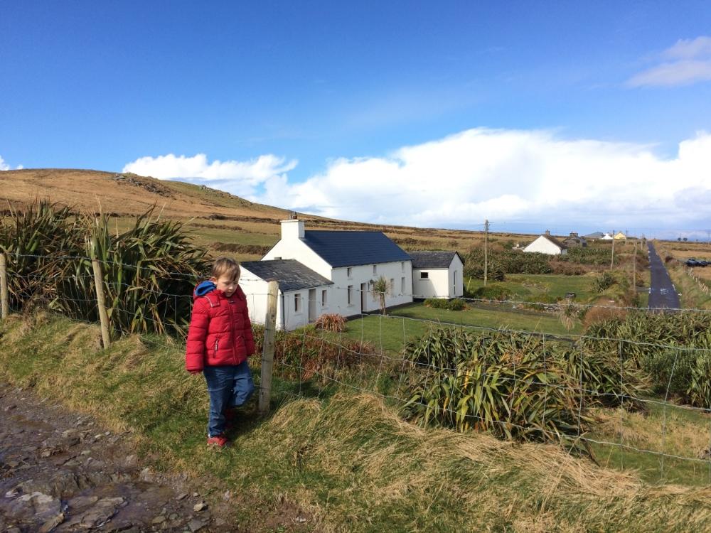 Valencia Island / County Kerry