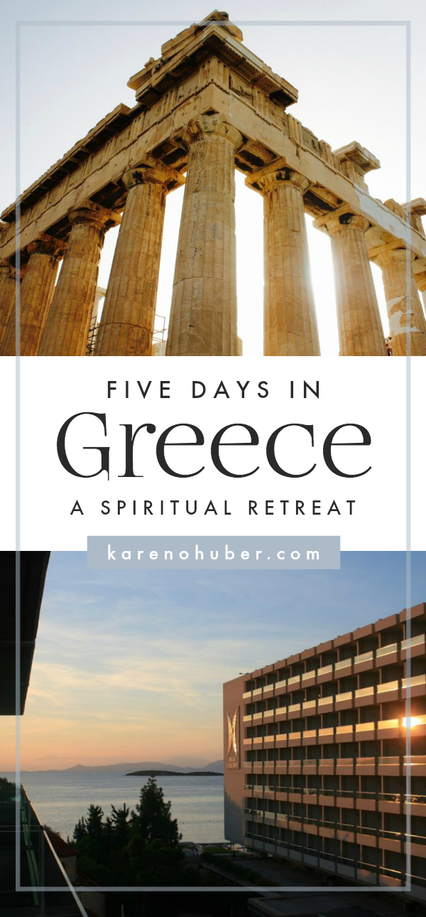 greece spiritual retreat