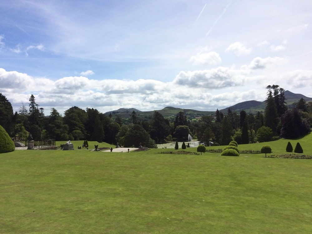 powerscourt view
