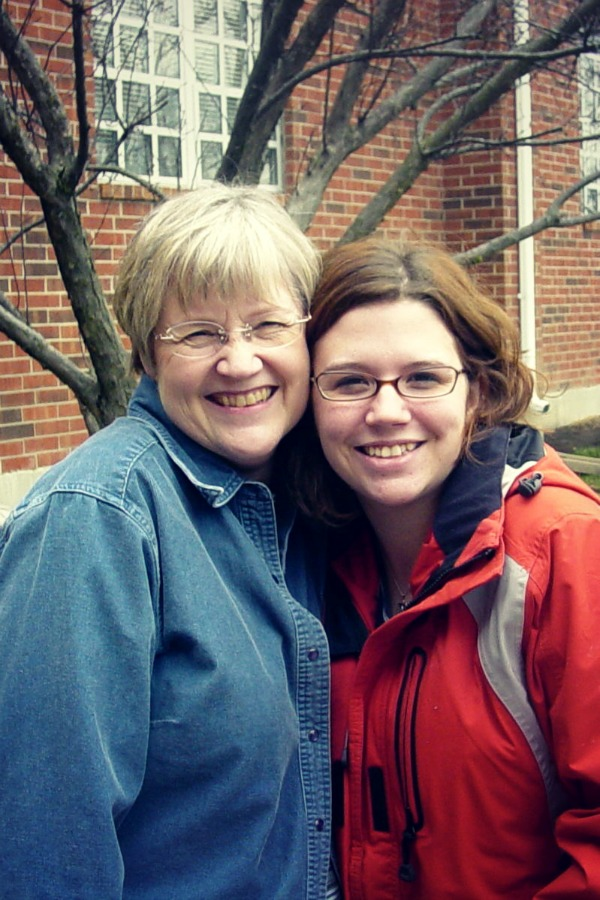 Mrs T & Me / Shawnee, KS / 2005
