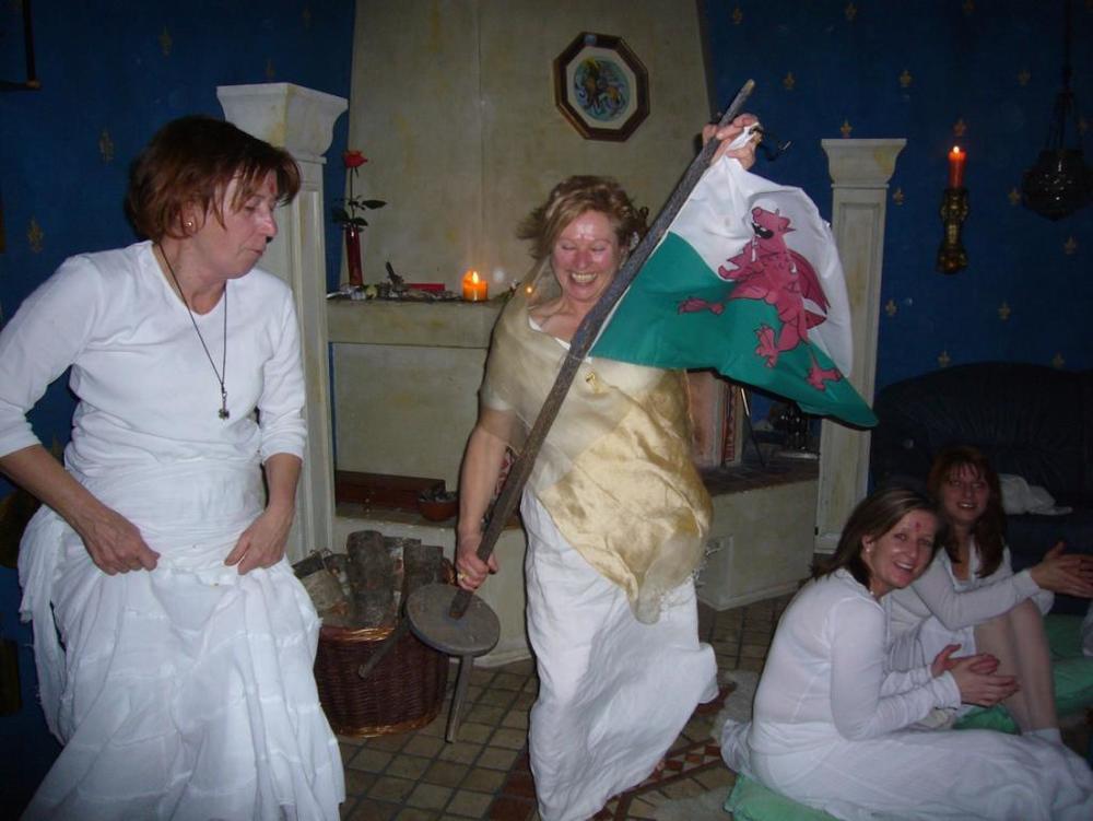 Heiliger Tanz - Brigid