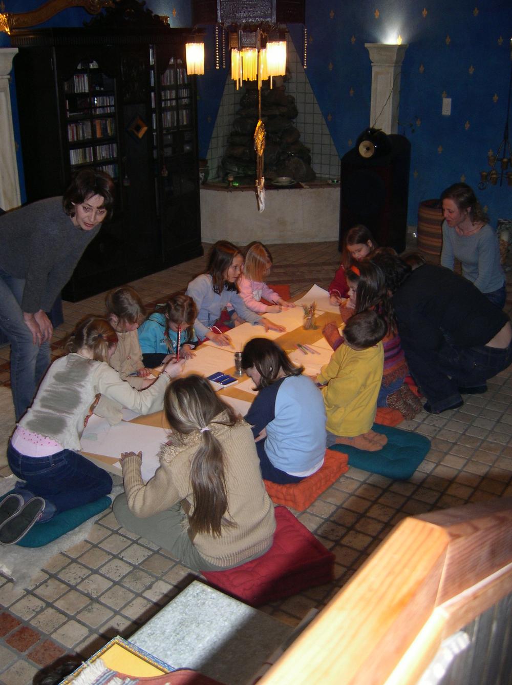"""Kinderwerkstatt """"Zauberkräuter"""""""