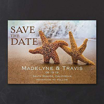 Beach Loving - Save the Date Cards - $132.90 per 100