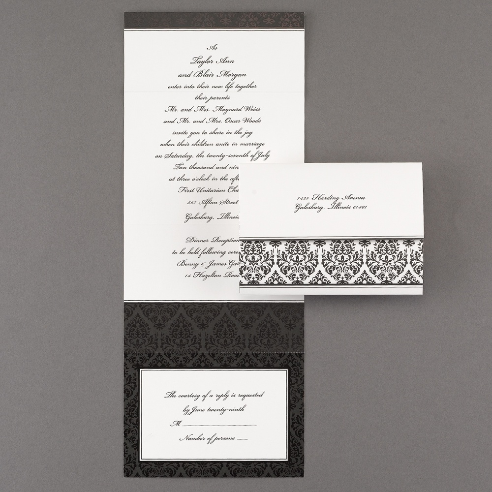 Tailored Damask