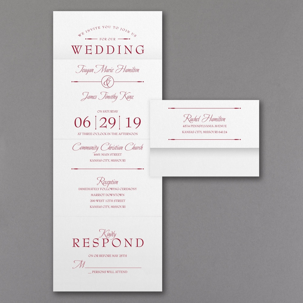 Retro Typography - Seal 'n Send