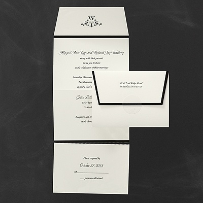 Sophisticated Style Seal 'n Send