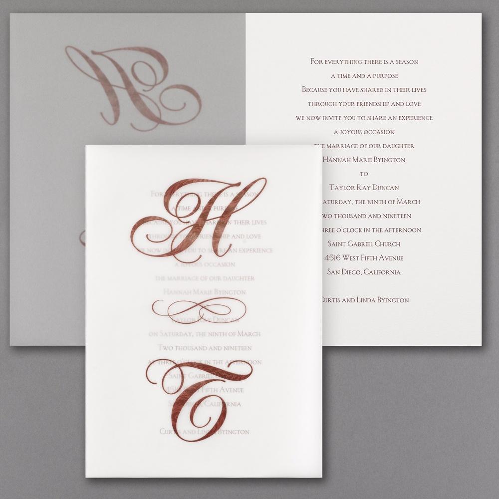 Filigree Letters