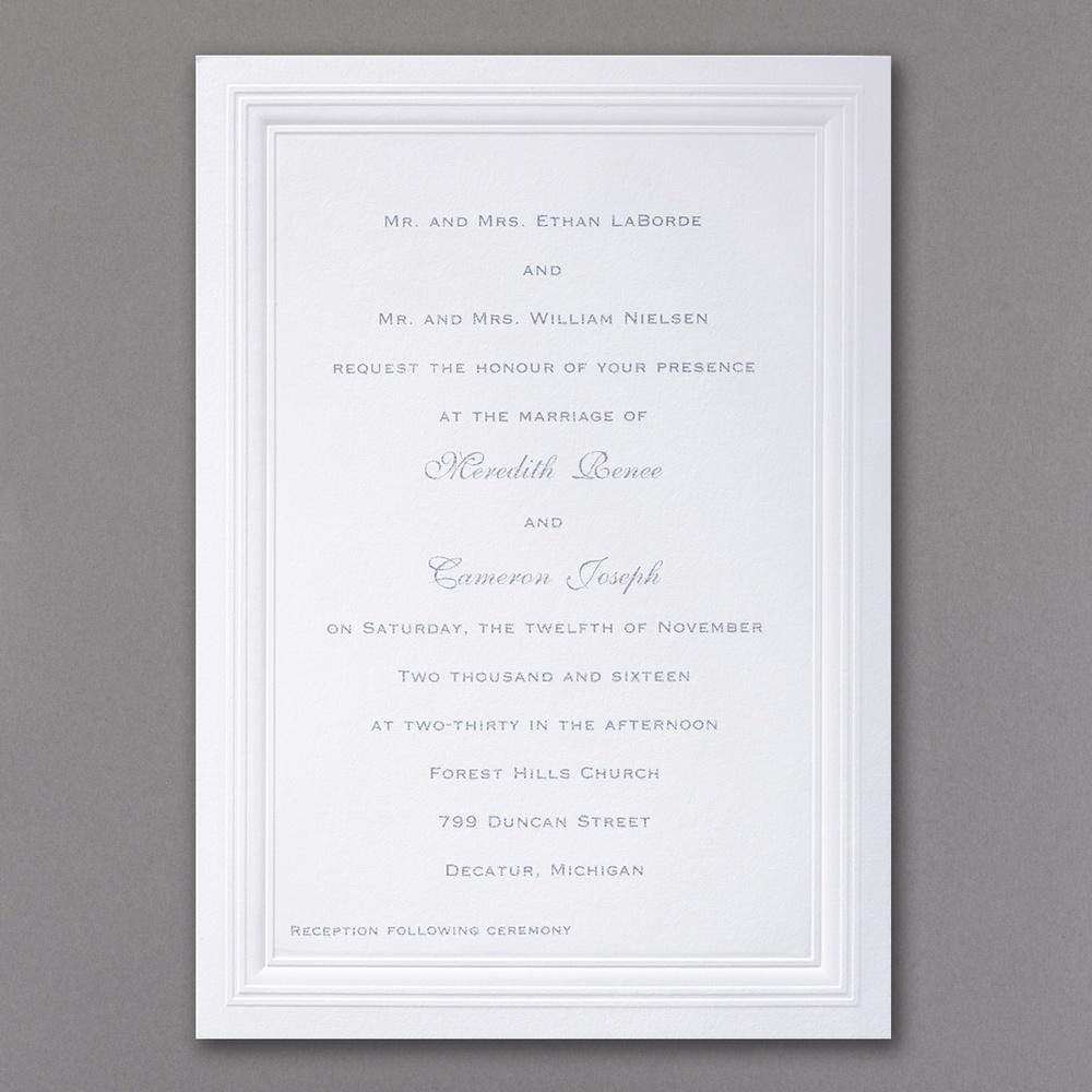 White Paneled