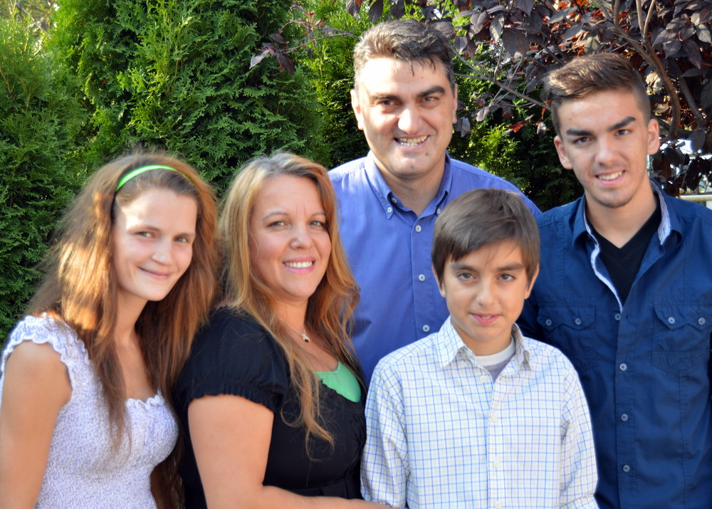 Raul Costea and Family.JPG