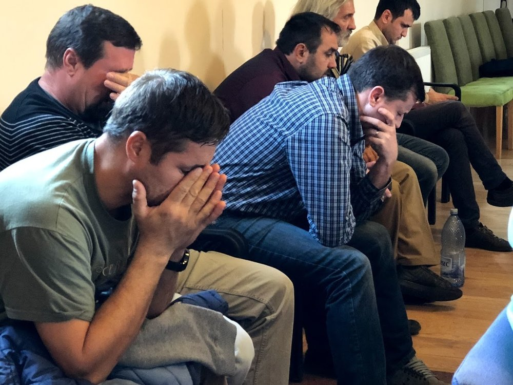 Intercessory Prayer - Every morning, you will have the opportunity to participate in intercessory prayer, as we grow together as a team, praying for the people who desperately need the gospel.