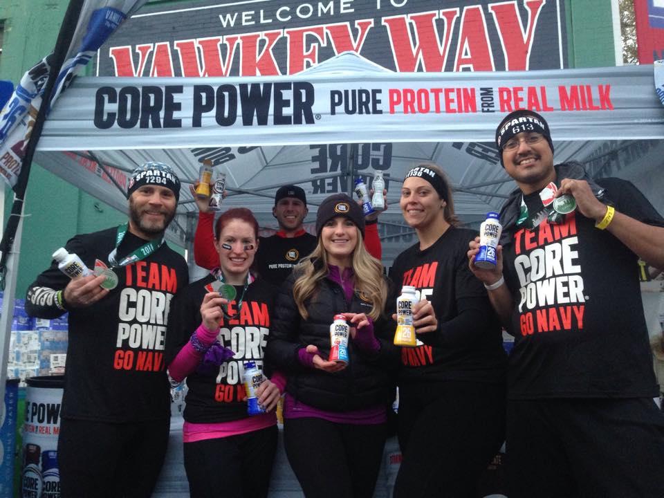 Core Power Fenway Spartan Race