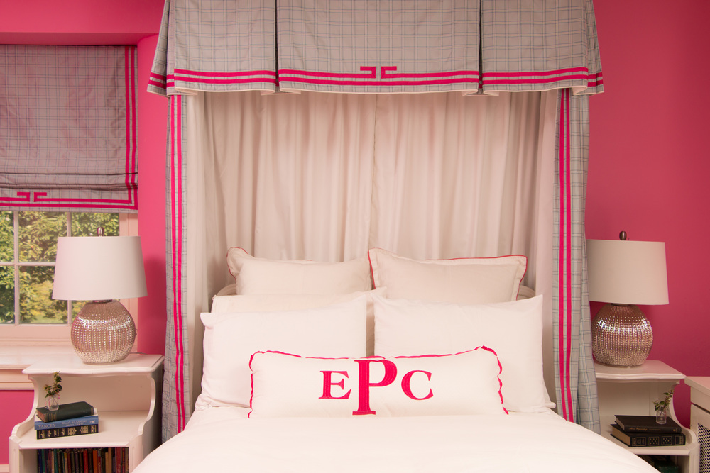 Canopy bed and accessories