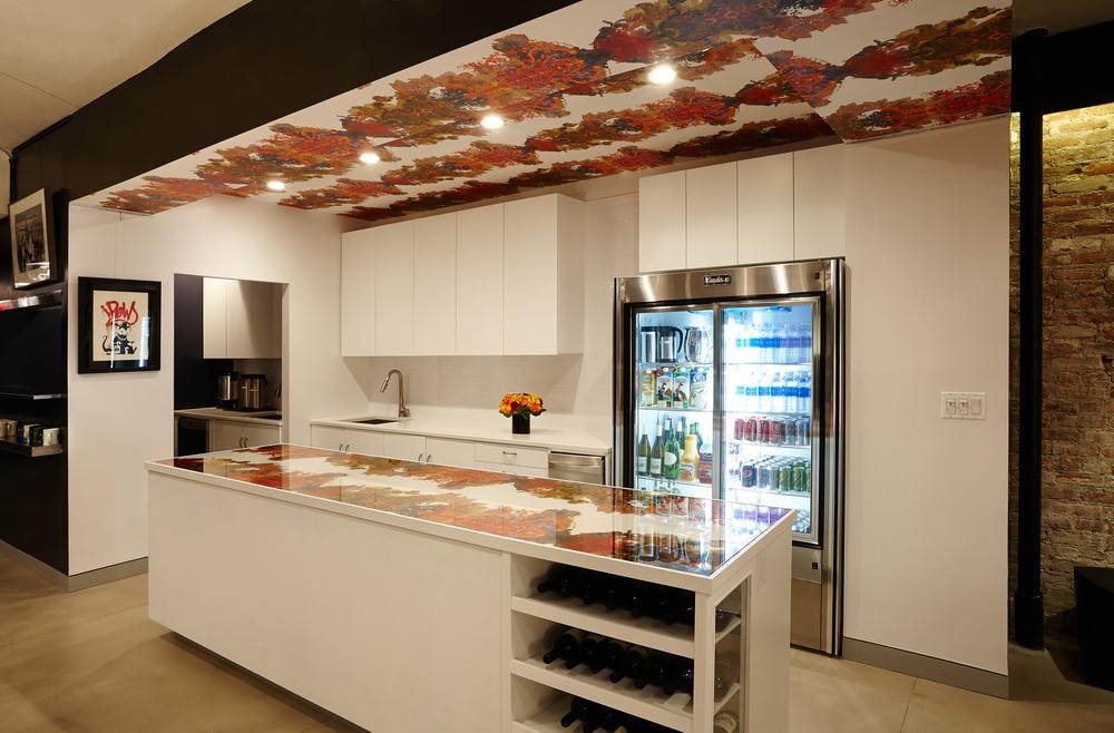 An Open Concept Kitchen