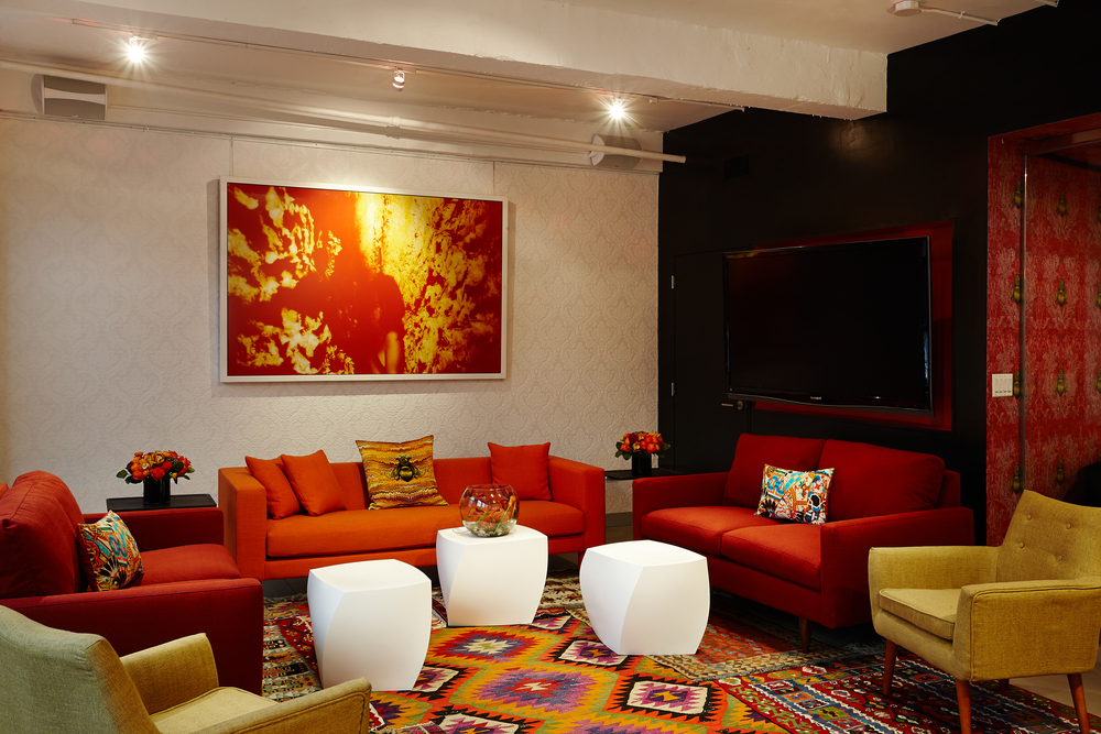 Red Bee Room II