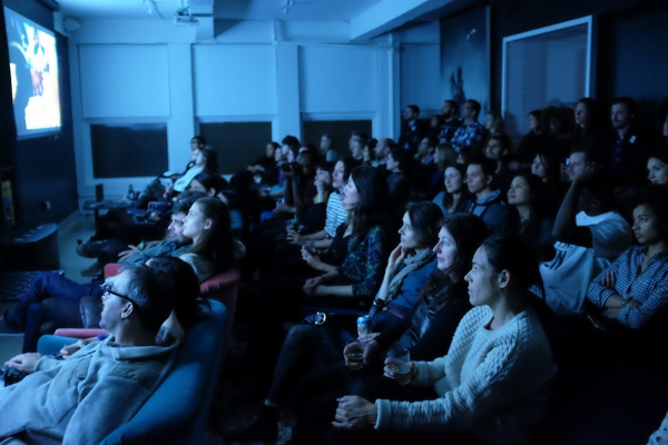SLIDELUCK POTSHOW FILM SCREENING