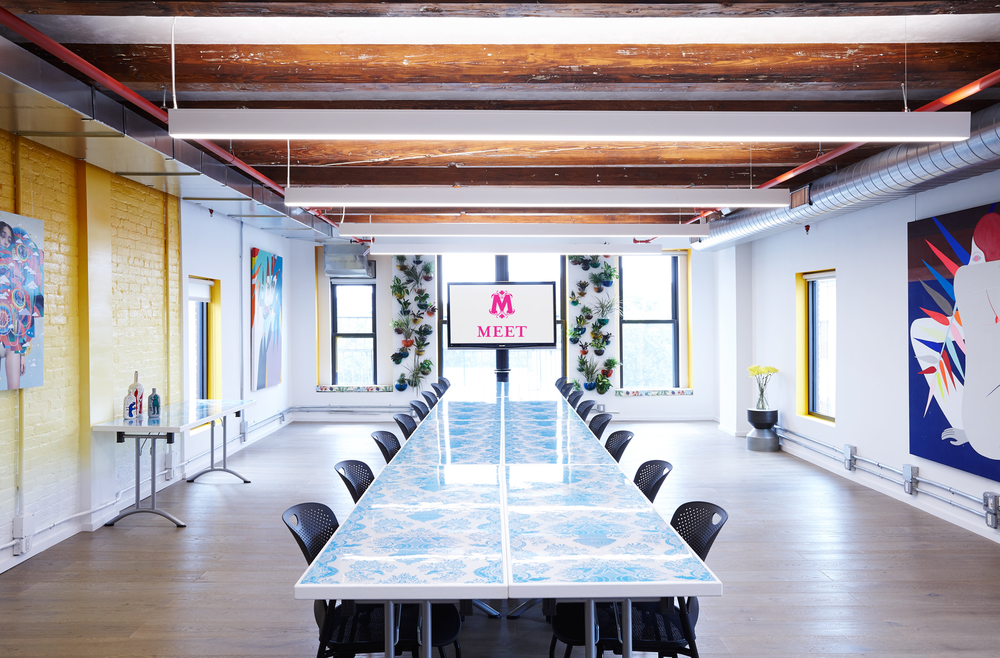Meet on Bowery - The Boardroom