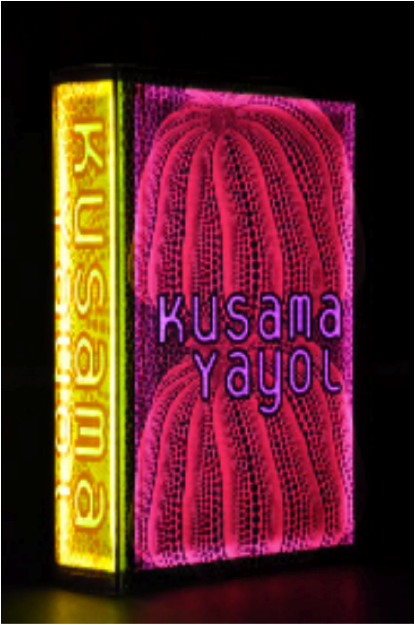 Airan Kang (Seoul) Kusama Yayoi 2010 LED Lights, Resin Encasement and Custom Electronics