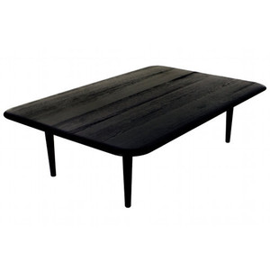 Tom Dixon (London)   Slab Low Coffee Tables  2009  Lacquered Oak