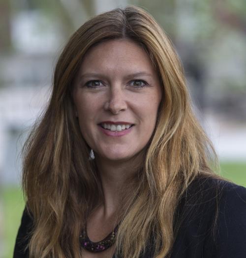 Sara Schiller. Founder of MEET