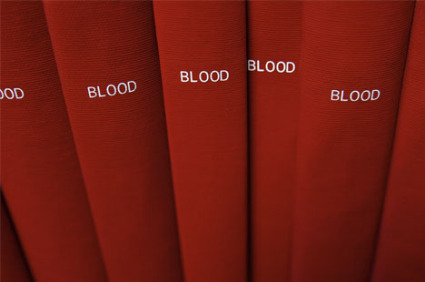 Mickey Smith   No.7 Blood  2006  Photograph Edition 5