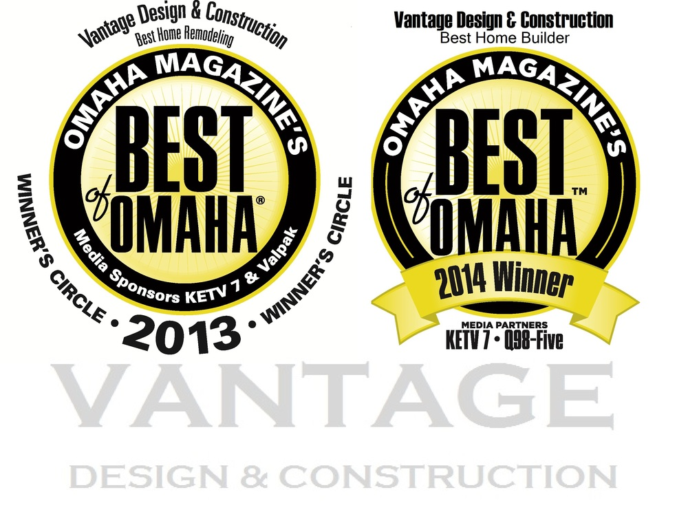 """Awarded the """"Best of Omaha""""title for2 years in a row"""