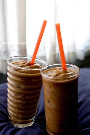 Pumpkin Spice Frappuccinos