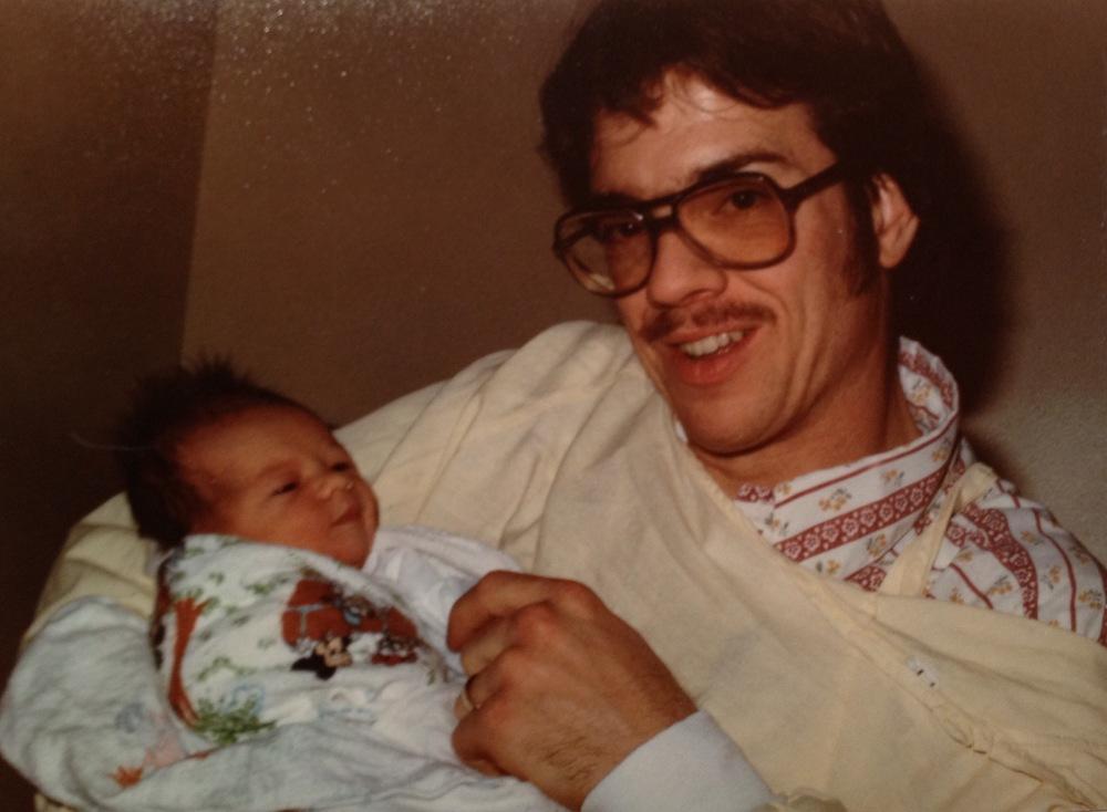 Dad_Me_at_birth