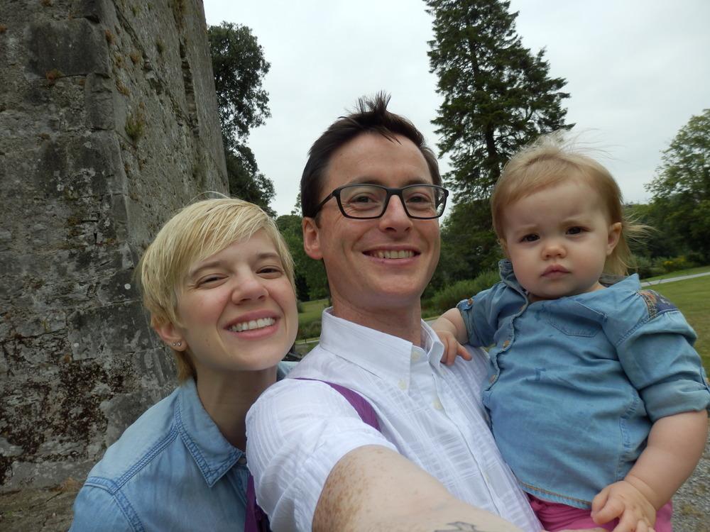 Castlemartyr_family_selfie