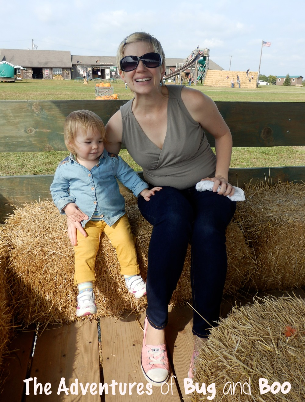 First hay ride of the season :)