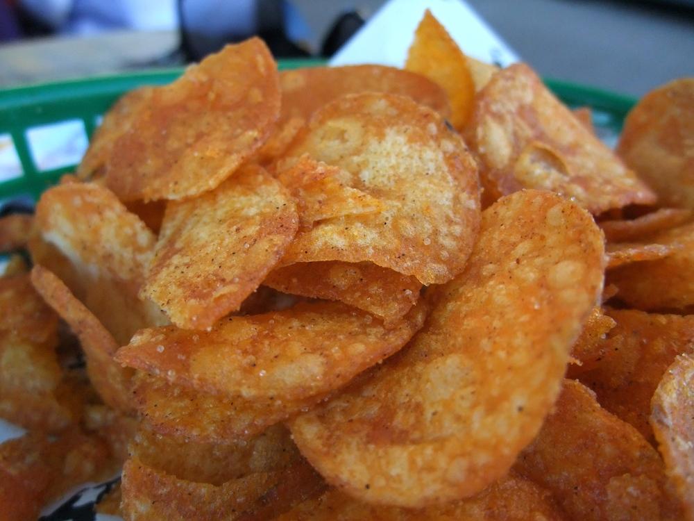 Piper's Chorizo chips