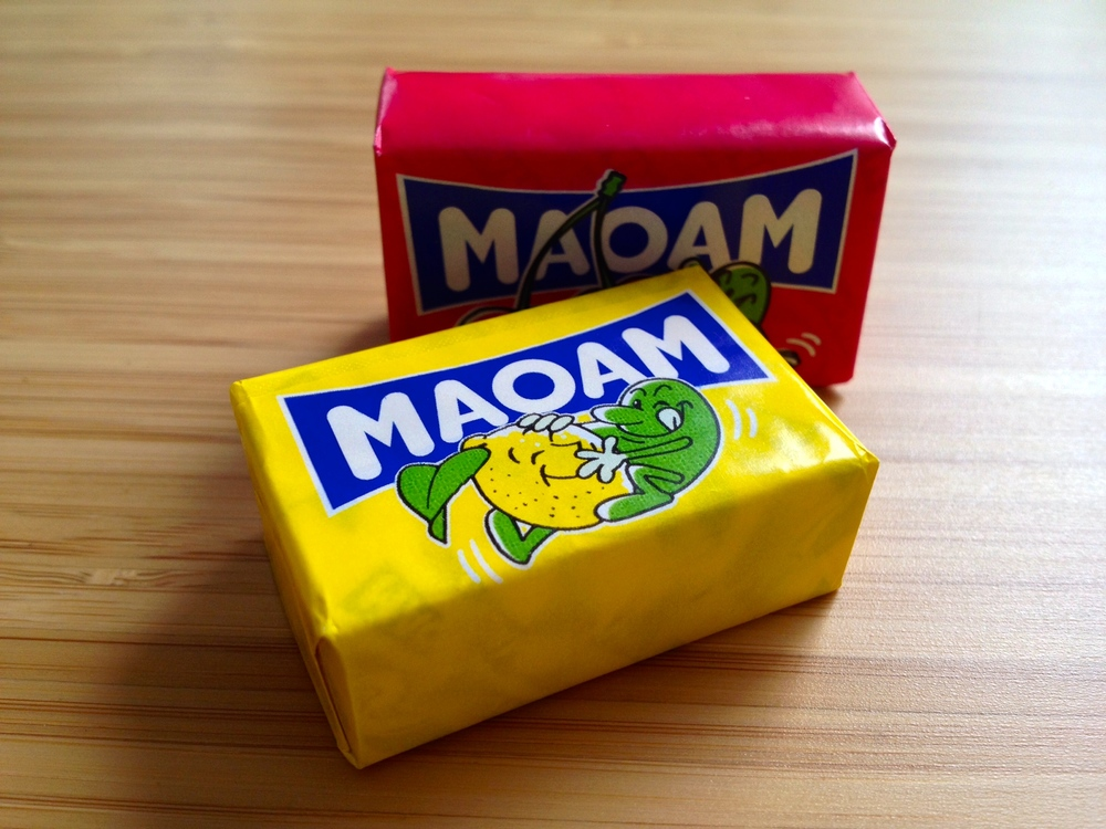 MAOAMS (soft fruit chews)
