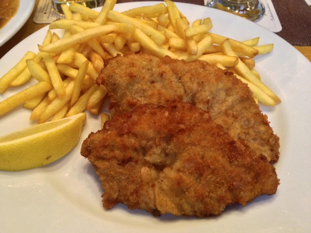 HomemadeWienerschnitzel