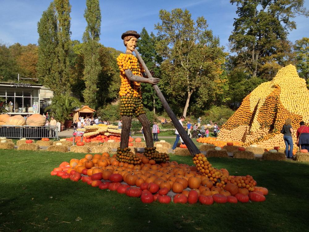 Ludwigsburg Pumpkin Festival 2012
