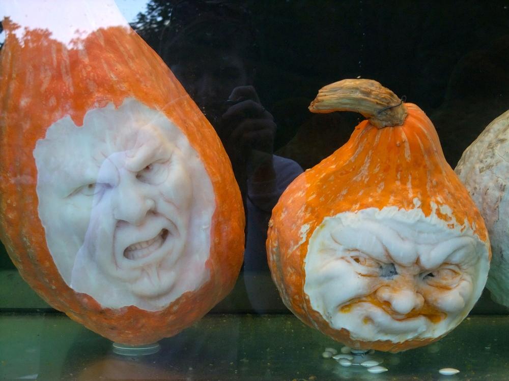 Pumpkin faces